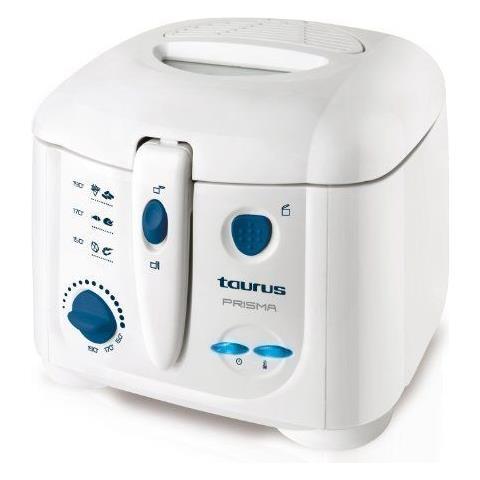 Friggitrice Elettrica Per Casa Taurus 1.5 Lt 1400w Con Termostato