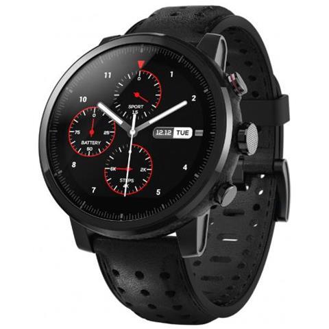 Image of Huami Amazfit Stratos 2s Smartwatch Schwarz