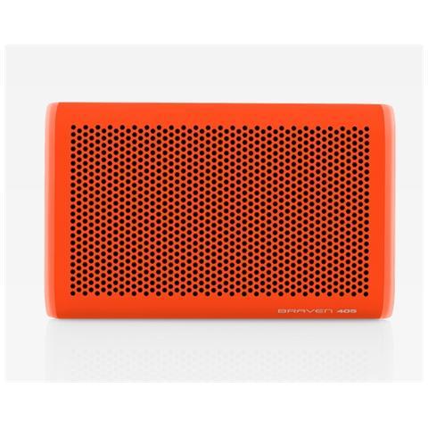 Image of 405, Mono, Con cavo e senza cavo, Batteria, Bluetooth / 3.5 mm, Universale, Grigio, Arancione