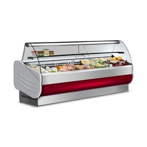 Banco refrigerato - Lunghezza cm. da 100 a 300 - Temp. +3° / +5°C