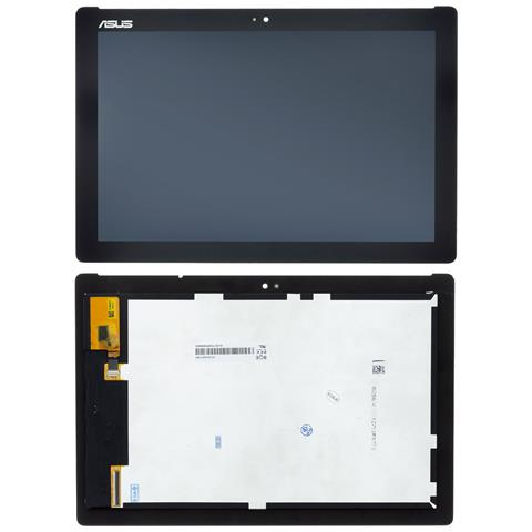 Image of Ricambio Lcd Display Schermo Screen Touch Nero Per Asus Zenpad 10.1 Z301m