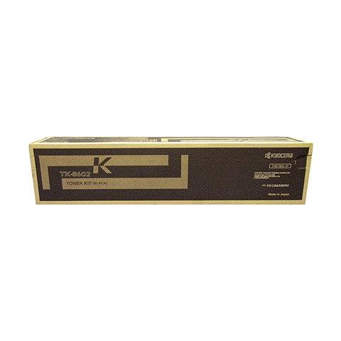 TK-8602K, Toner, Nero, Laser, , FS-C8650DN