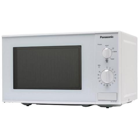 NN-E201W Forno Microonde Capacità 20 Litri Potenza 800 Watt Colore Bianco