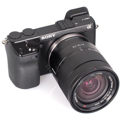Image of Alpha 6000 Nero kit 16-70 mm CMOS Exmor Display 3'' Filmati Full HD Wi-Fi / NFC