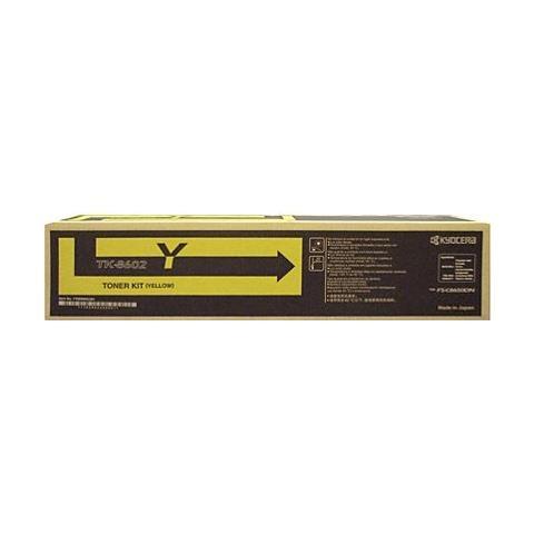 TK-8602Y, Toner, Giallo, Laser, , FS-C8650DN