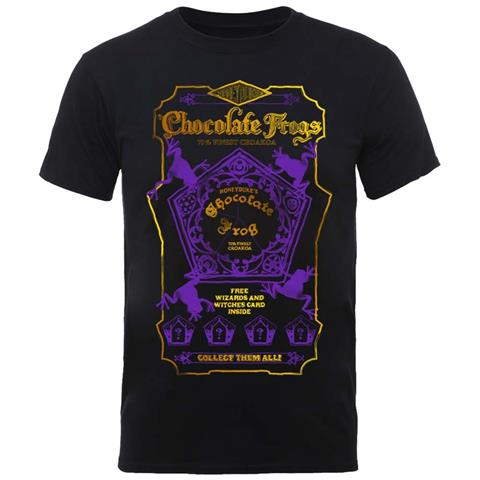 PHM Harry Potter - Chocolate Frogs (T-Shirt Unisex Tg. XL)