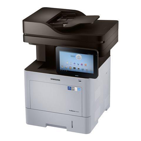 Image of Stampante Multifunzione SL-M4580FX Laser B / N Stampa Copia Scansione Fax A4 45 Ppm USB Ethernet