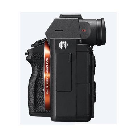 Image of Alpha 7M3 Fotocamera Digitale Mirrorless Full-Frame, Sensore CMOS Exmor Full-Frame da 24.2 MP Retroilluminato, Stabilizzazione Integrata a 5 Assi, Dual Slot, Nero
