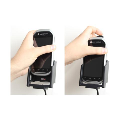 BRODIT 513497 Universale Active holder Nero supporto per personal communication