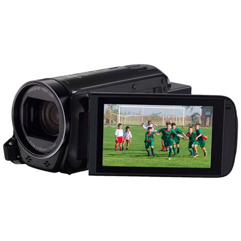 """CANON Legria R76 CMOS Full HD Zoom ottico 32x Diplay LCD 3"""" WIFI / NFC"""