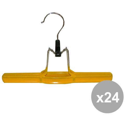 GNP Set 24 Pinza Portapantaloni Mod. 70 505g Accessori Per La Casa