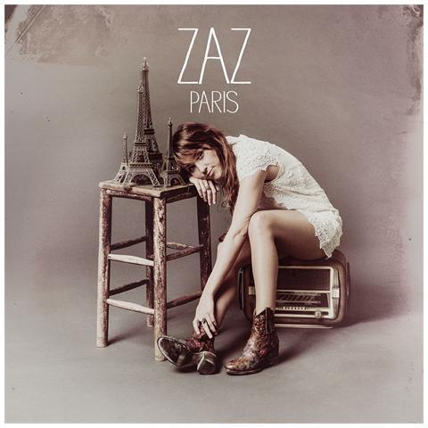 WARNER BROS Zaz - Paris
