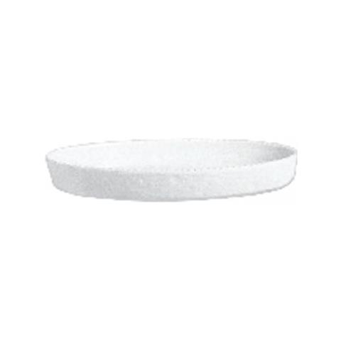 Pirofila Ovale Cordonata Cm 24 Porcellana