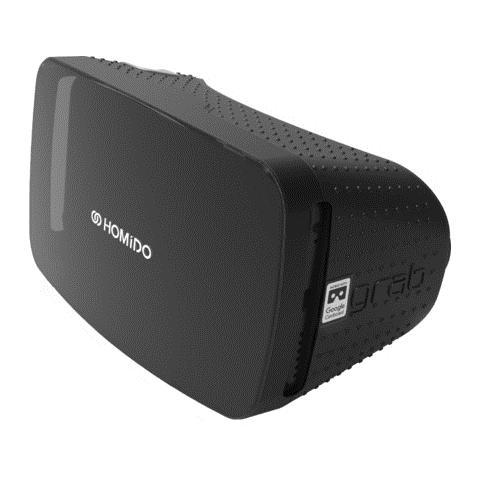 """HOMIDO VR Grab per Smartphone da 4.7"""" - 5.7"""" Android / iOS - Nero"""