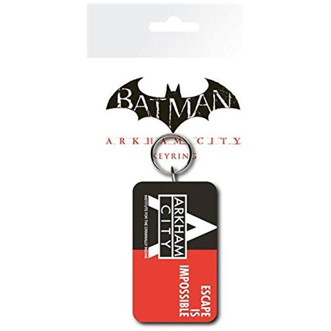 GB EYE LTD Batman Arkham City - Escape (Portachiavi Gomma)