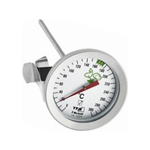 Termometro Per Grassi Pollo E Pesce Acciaio Inox