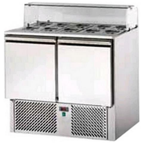 Saladette Pizzeria Refrigerata Afp / sl02vc
