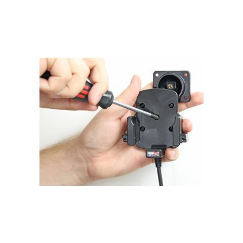 BRODIT 513529 Universale Active holder Nero supporto per personal communication
