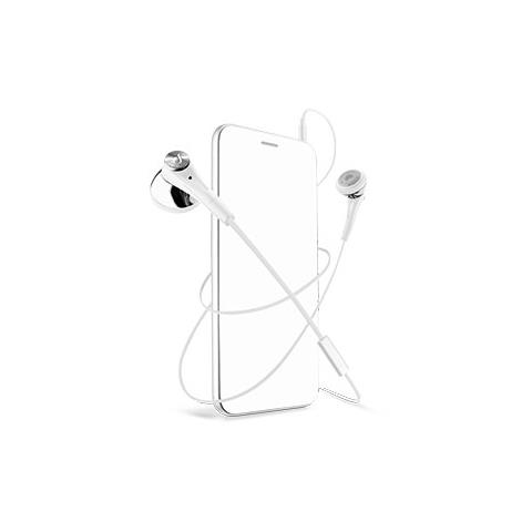 CELLULAR LINE Auricolare 3.5 Firefly Bianco