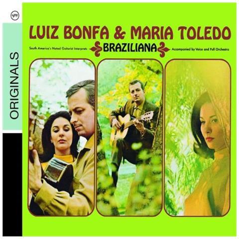 Verve Luiz Bonfa / Maria Toledo - Braziliana