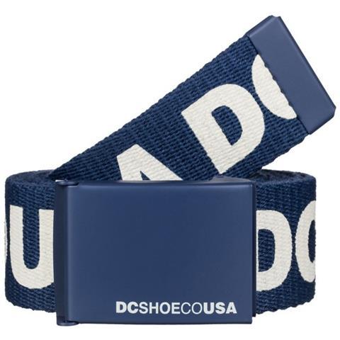 Dc Shoes Cintura Uomo Chinook 6 Unica Blu