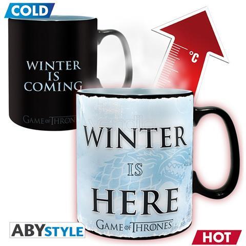ABYSTYLE Tazza Trono Di Spade - Winter Is Here Gadget