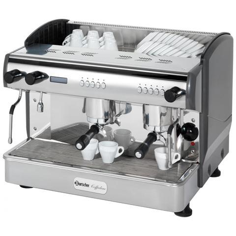 190161 Macchina caffè espresso Coffeeline a 2 gruppi