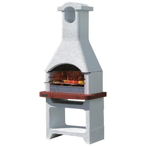 Barbecue Gaimaica, Carbone, Braciere In Acciaio