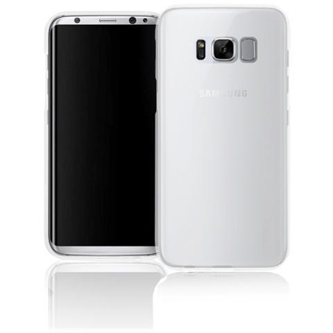 FONEX Cover in TPU per Galaxy S8 Plus Trasparente