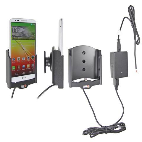 Brodit 513576 Auto Active holder Nero supporto per personal communication