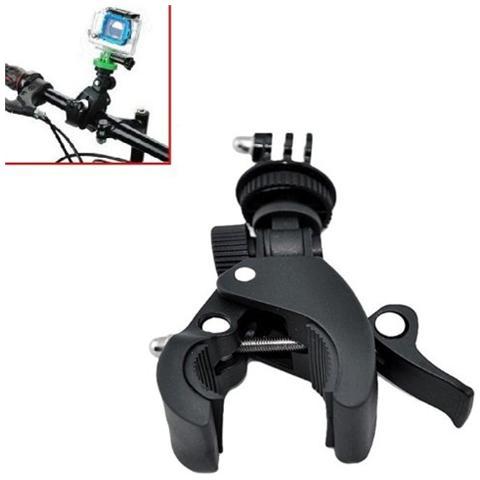 GOLITON CAM. P05. MPX. 163. XXB Bicicletta Active holder Nero supporto per personal communication