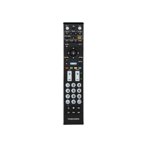 HAMA ROC1105SON IR Wireless Pulsanti Nero, Argento telecomando
