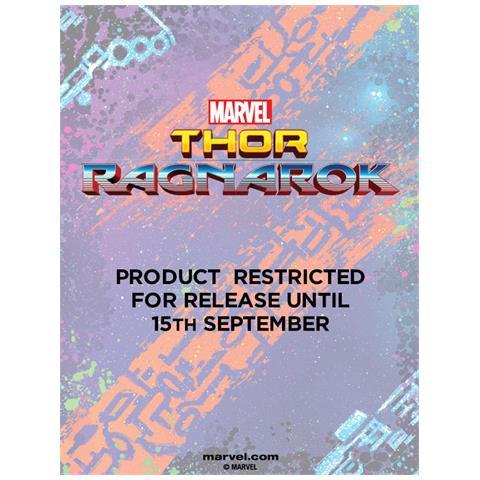 CID Thor Ragnarok - Thor Script (T-Shirt Unisex Tg. S)