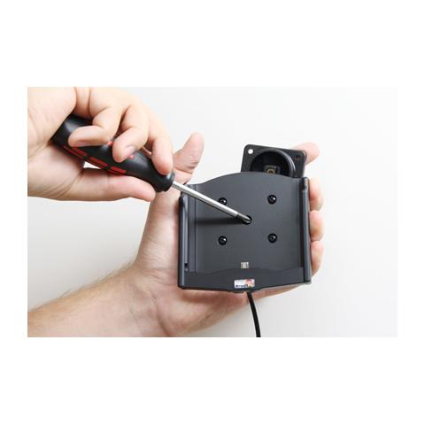 BRODIT 513646 Auto Active holder Nero supporto per personal communication
