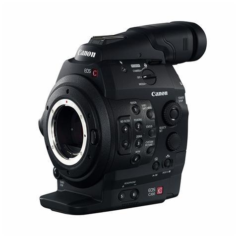 CANON EOS C300 Nero Sensore CMOS 35 mm 8Mpx Full HD Ottiche intercambiabili EF