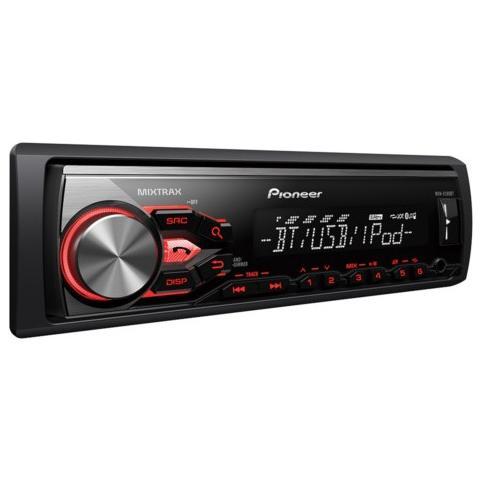 PIONEER Sintolettore MVH-X380BT MP3 USB / AUX Nero