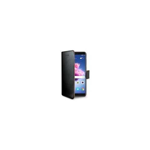 CELLY Flip Cover Custodia Wally per Huawei P Smart colore Nero