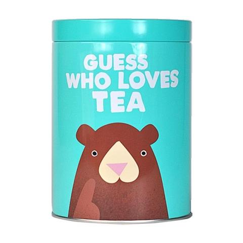 HALF MOON BAY Jolly Awesome - Tea Love (scatola Metallo)