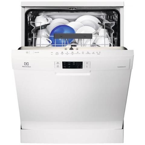 Lavastoviglie ESF5545LOX Classe A+++ Capacità 13 Coperti Colore Bianco a Libera Installazi...