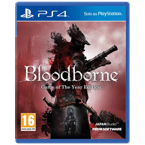 SONY PS4 - Bloodborne GOTY
