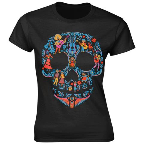 PHM Disney - Coco Skull Pattern Gts