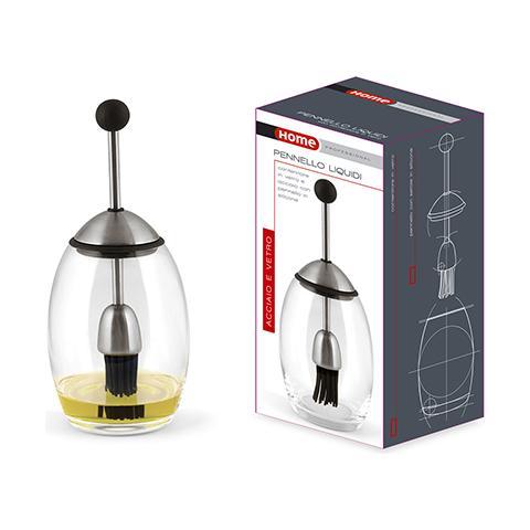 Home Professional Ampolla Vetro Pennello Cucina Professionale