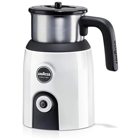 Cappuccinatore Montalatte a Induzione Lavazza MilkUp Bianco