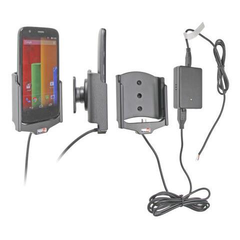 Brodit 513599 Auto Active holder Nero supporto per personal communication