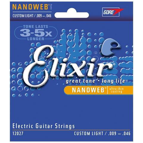 Elixir Strings 12027