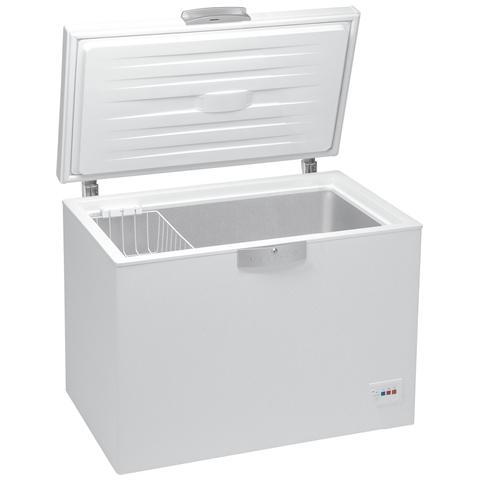 Congelatore Orizzontale HSA13530 Classe A++ Capacità Lorda 136 Litri Colore Bianco