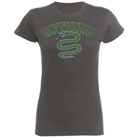 PHM Harry Potter - Slytherin Sport (T-Shirt Donna Tg. 2XL)