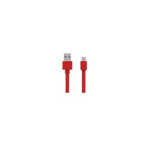ALLOCACOC Cavo di Ricarica USB / USB-C Colore Rosso