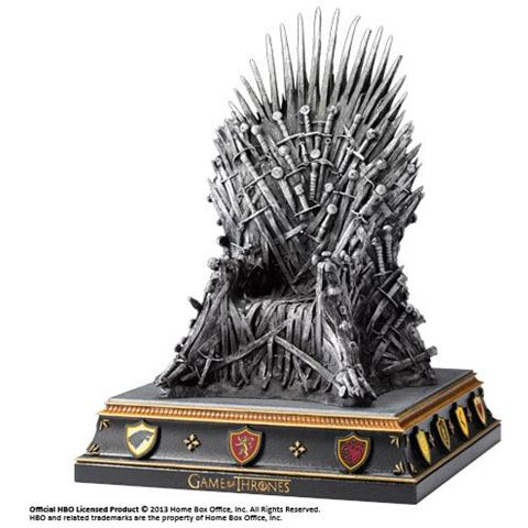 NOBLE COLLECTION Nn0071 - Game Of Thrones - The Iron Throne (fermacarte)