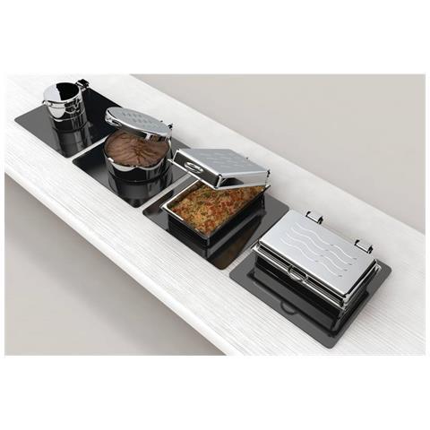 Scaldavivande Gn 1/1 Atlantic Buffet System, Inox